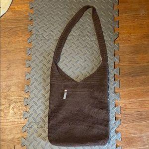 The Sak Purse | Brown Crochet